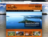 Website Design - Kabetogama Lake Associatin- Image