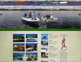 Website Design - Crane Lake Tourism - Image