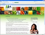 Website Design - KM Nutrition - Image
