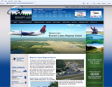 Website Design - Brainerd Airport - Image