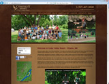 Website Design - Cedar Valley Resort - Image