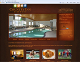 Website Design - Country Inn Deerwood - Image
