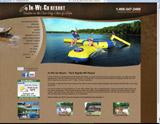 Website Design - In-We-Go Resort - Image