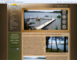 Website Design - Lakecrest Resort - Image