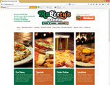 Website Design - Rafferty's Pizza - Image