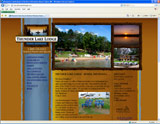 Website Design - Thunder Lake Lodge- Image